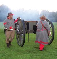 Civil War Trail in W TN