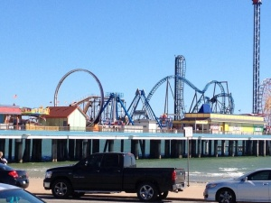 Another excuse to visit Galveston!