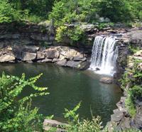 Mountain Lakes region of N. Alabama!