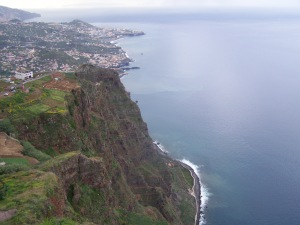 Highest coast in Europe is found at Madeira!