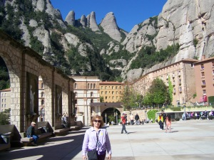 Mere words cannot describe Montserrat near Barcelona!