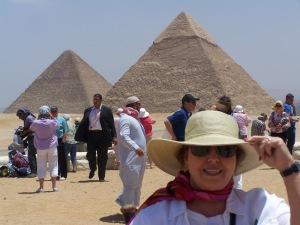 Pyramids of Giza!