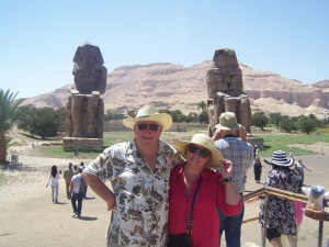 Luxor and the Valley of the Kings excursion!