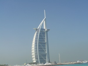 Burj Al Arab - This building is amazing!