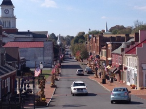 In the category of quaint little towns, Jonesboro is hard to beat!