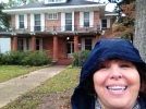 "Thrilled to see the ""Steel Magnolias"" house!"
