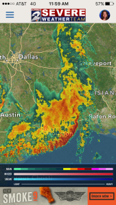 Storm closes the Houston Ship Channel